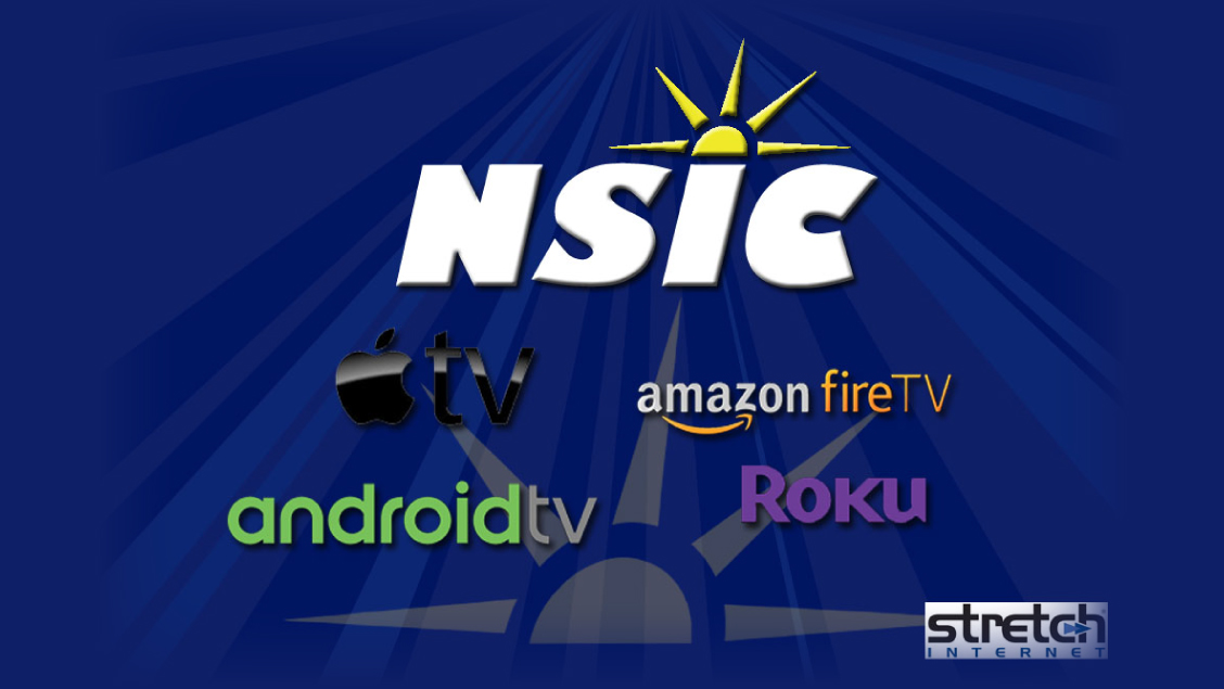 NSIC Expands viewing options to include Roku, Apple TV